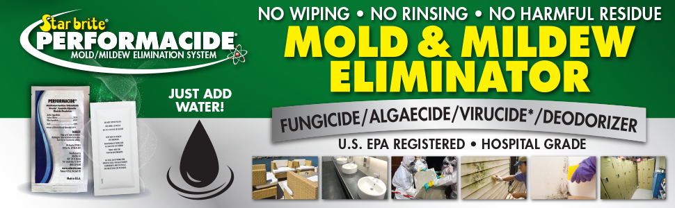 Mold and Mildew Control