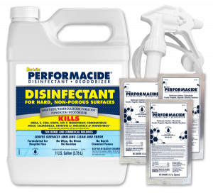 102000 - Disinfectant - Deodorizer - 3 Gallon Sprayer Kit
