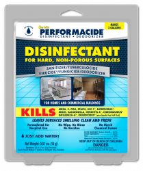 102003 - Disinfectant - Deodorizer - Gallon Refill 3 Pack