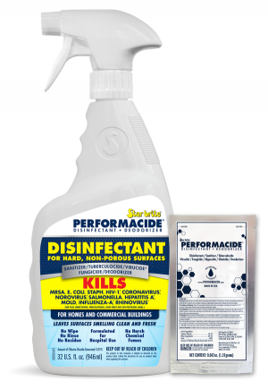 102032 - Disinfectant - Deodorizer - 32 oz. Sprayer Kit