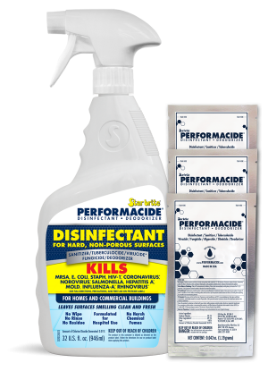 102096 - Disinfectant - Deodorizer - 96 oz. Sprayer Kit