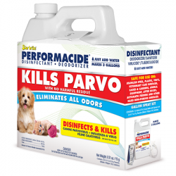 103000 Performacide Kills Parvo | Disinfectant • Deodorizer | Gallon Kit