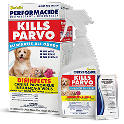 103032 Performacide Kills Parvo | Disinfectant • Deodorizer | 32 oz. Kit